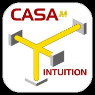 CASA-M logo
