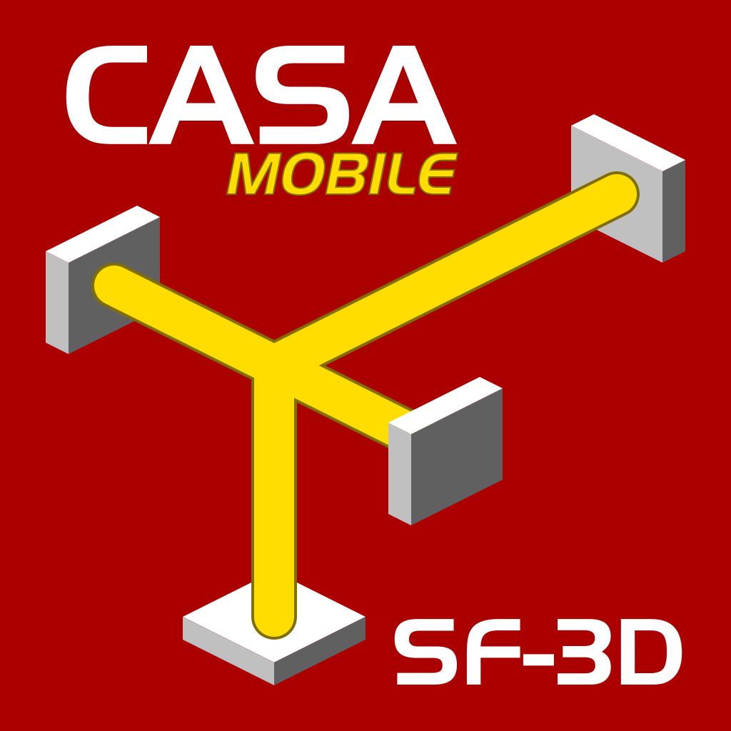 CASA Space Frame 3D